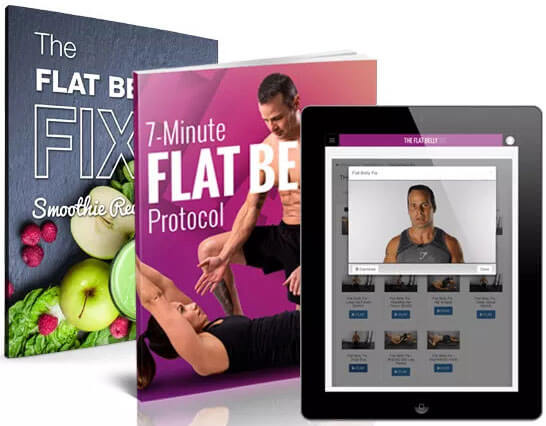 THE-21-DAY-FLAT-BELLY-FIX-SYSTEM-BONUSES