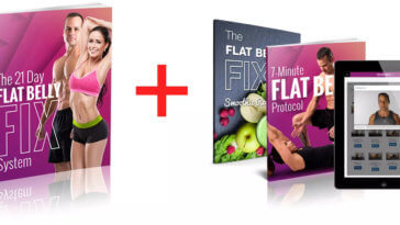 THE 21 DAY FLAT BELLY FIX SYSTEM PACKAGE