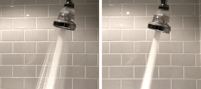 nature-spa-shower-head-review pressure settings
