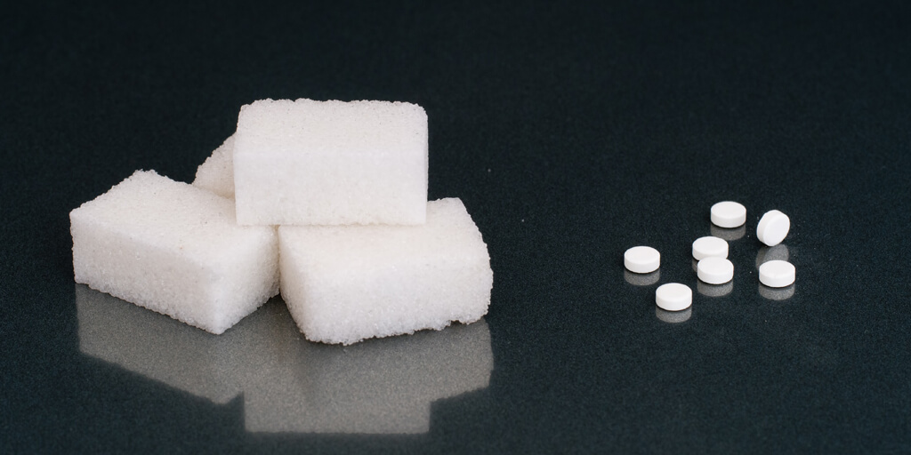 Aspartame dangers sugar cube vs pill
