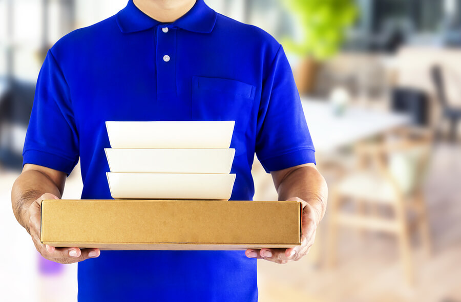 Ordering your own meal deliveries