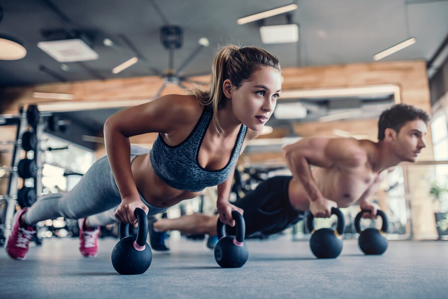 Best fitness apps challenge
