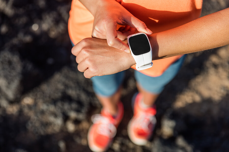 Best fitness apps wearable technology