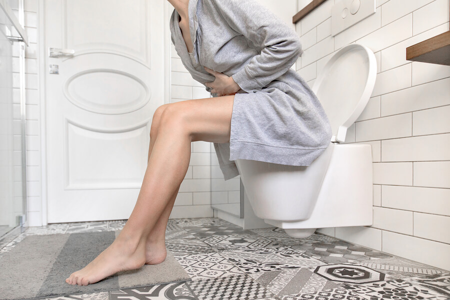 Common side effects of colonic hydrotherapy