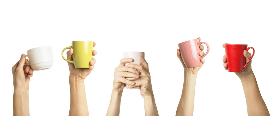 How many cups a day