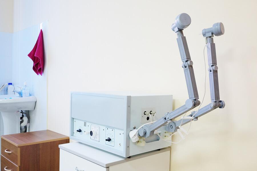 PEMF therapy machine