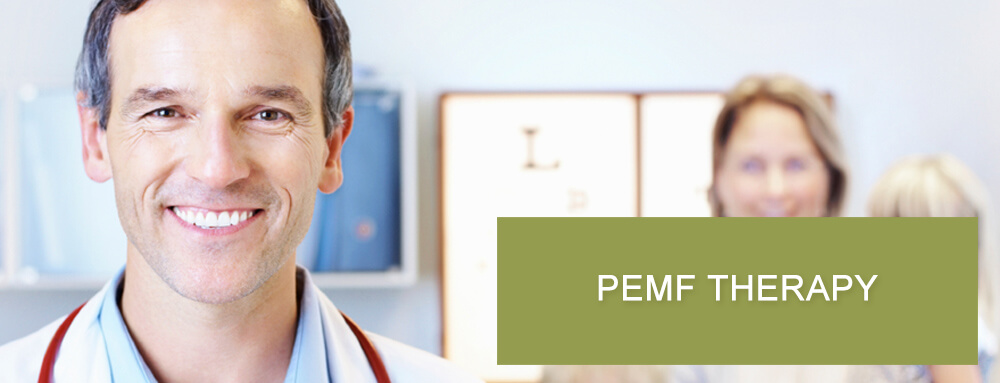 PEMF therapy benefits