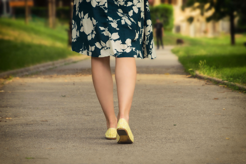Walking trails help your bones