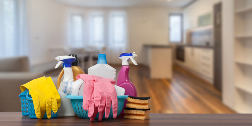 Natural DIY Cleaning Products