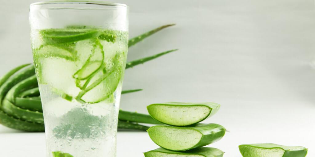 Side Effects of Drinking Aloe Water