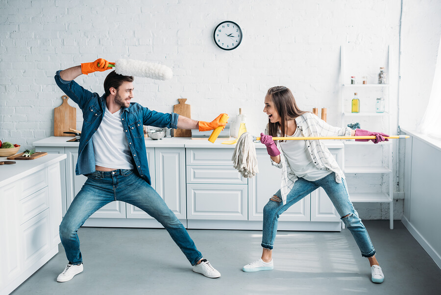 Best Ways to Make Cleaning More Fun