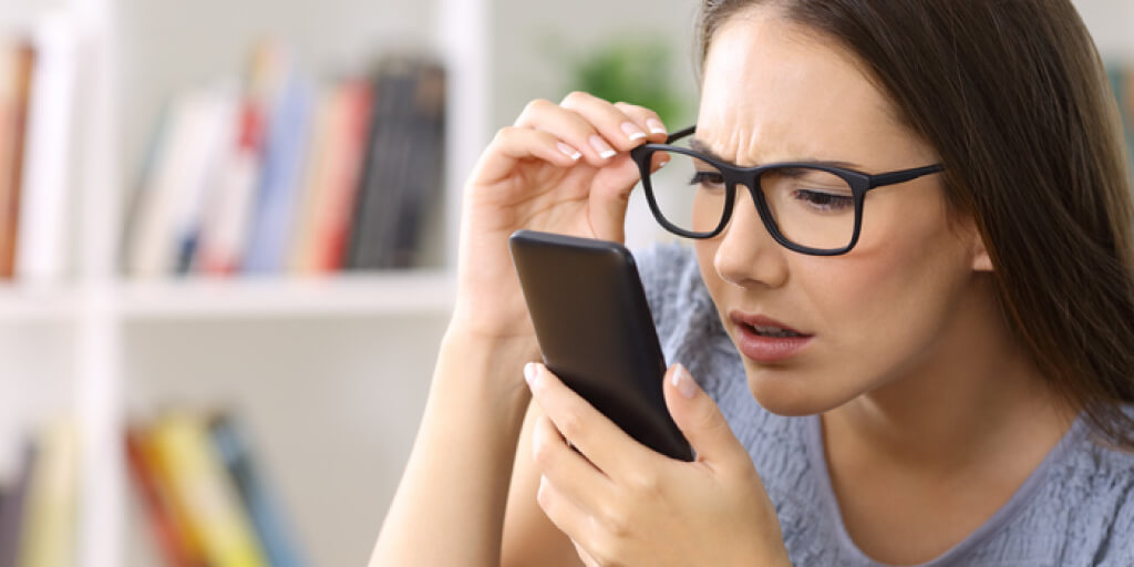 How Can You Tell if Your Eyesight is Suffering