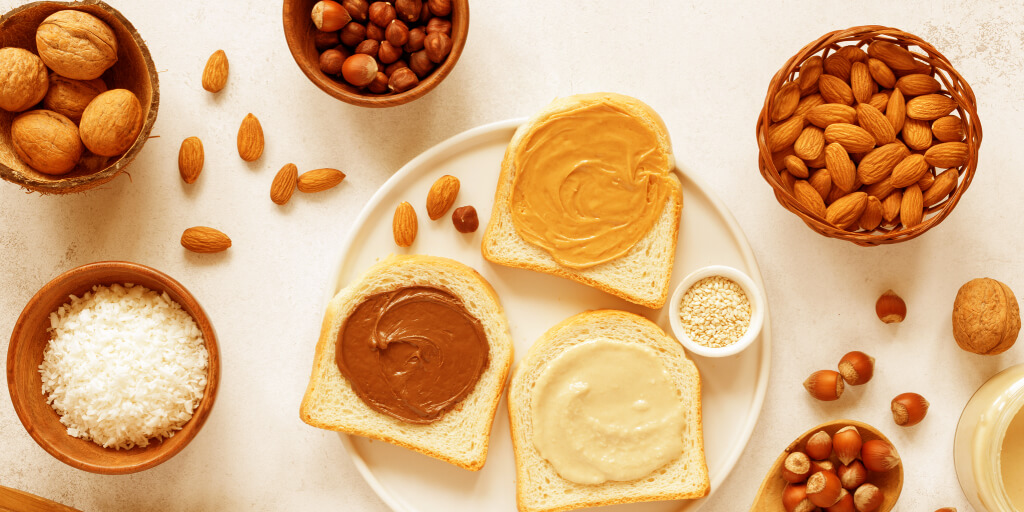 Best Breakfasts for Weight Loss_Peanut Butter