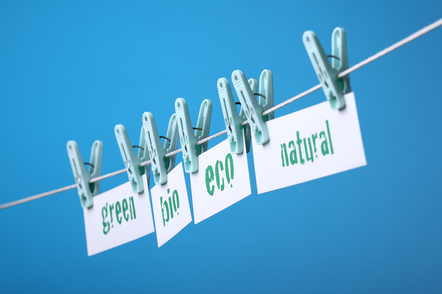 Greenwashing buzz words