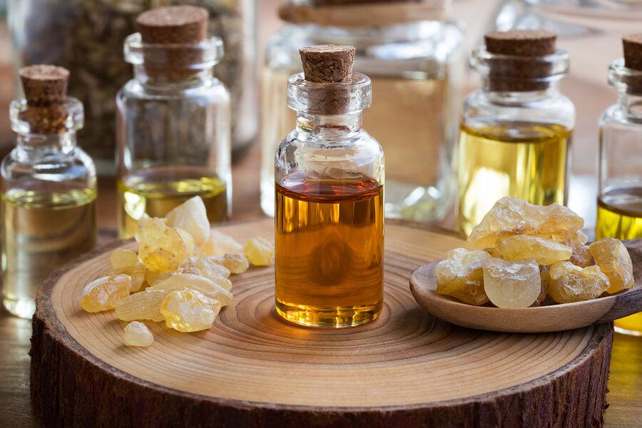 Frankincense Healing properties