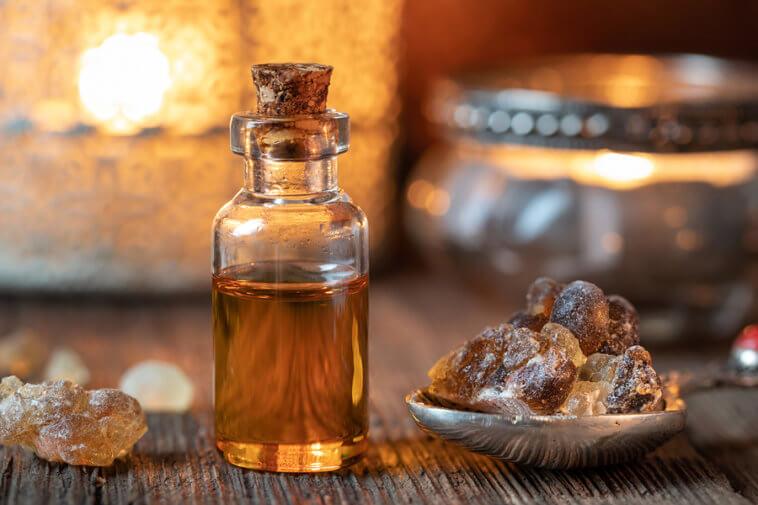 Frankincense Oil Benefits title image