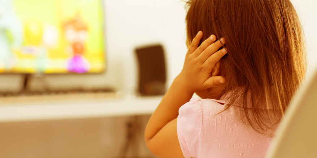 Screen Time for Kids_Affect Kids' Brains