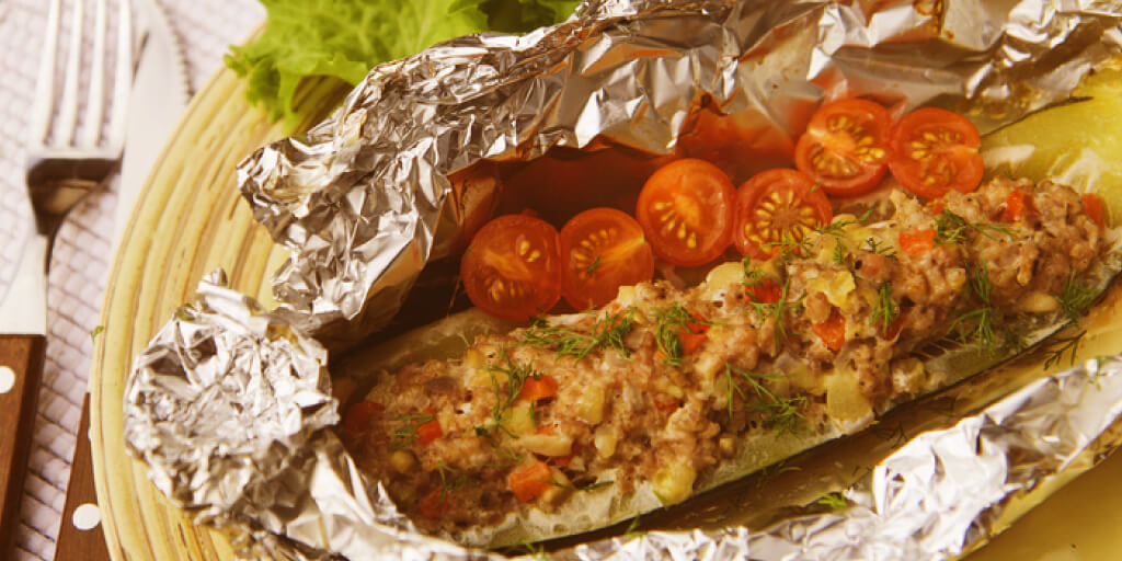 Storing Food and Healthier Aluminum Foil Alternatives_Dangerous
